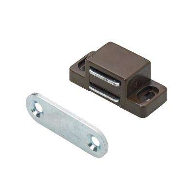 4.4 Lbs. Magnetic Catch In Brown (1 Pack)