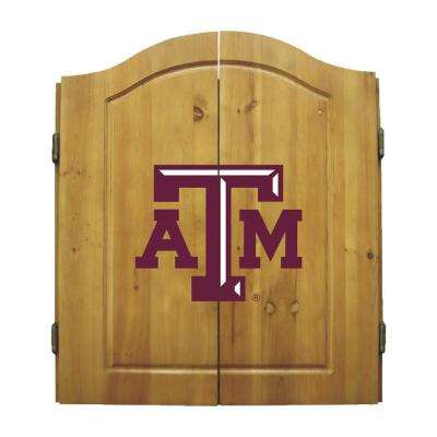 Texas A and M Dart Cabinet