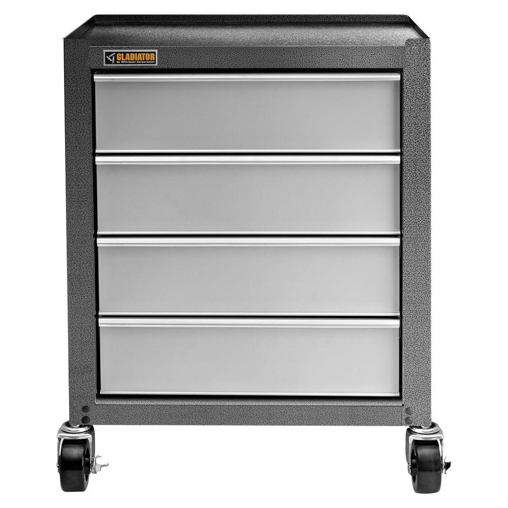 Gladiator Starter Series 35 in. H x 27 in. W x 16 in. D Steel 4 ...