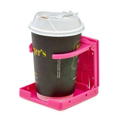 Adjustable Pink Drink Holder