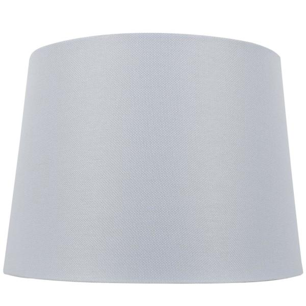 Mix and Match 14 in. Dia x 10 in. H White Round Table Lamp Shade