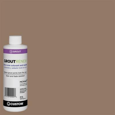 Polyblend #105 Earth 8 oz. Grout Renew Colorant
