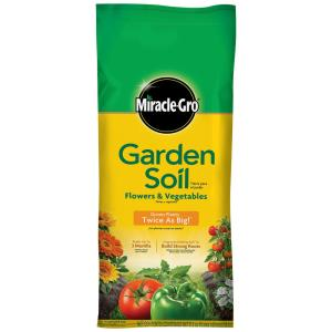 2 cu. ft. Garden Soil for Flowers and Vegetables