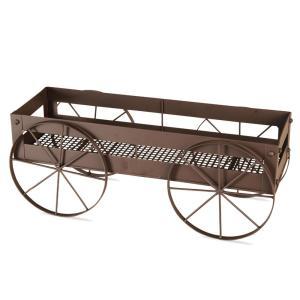 Tag 21-1/2 x 7-1/4 inch Wagon Plant Stand by Tag