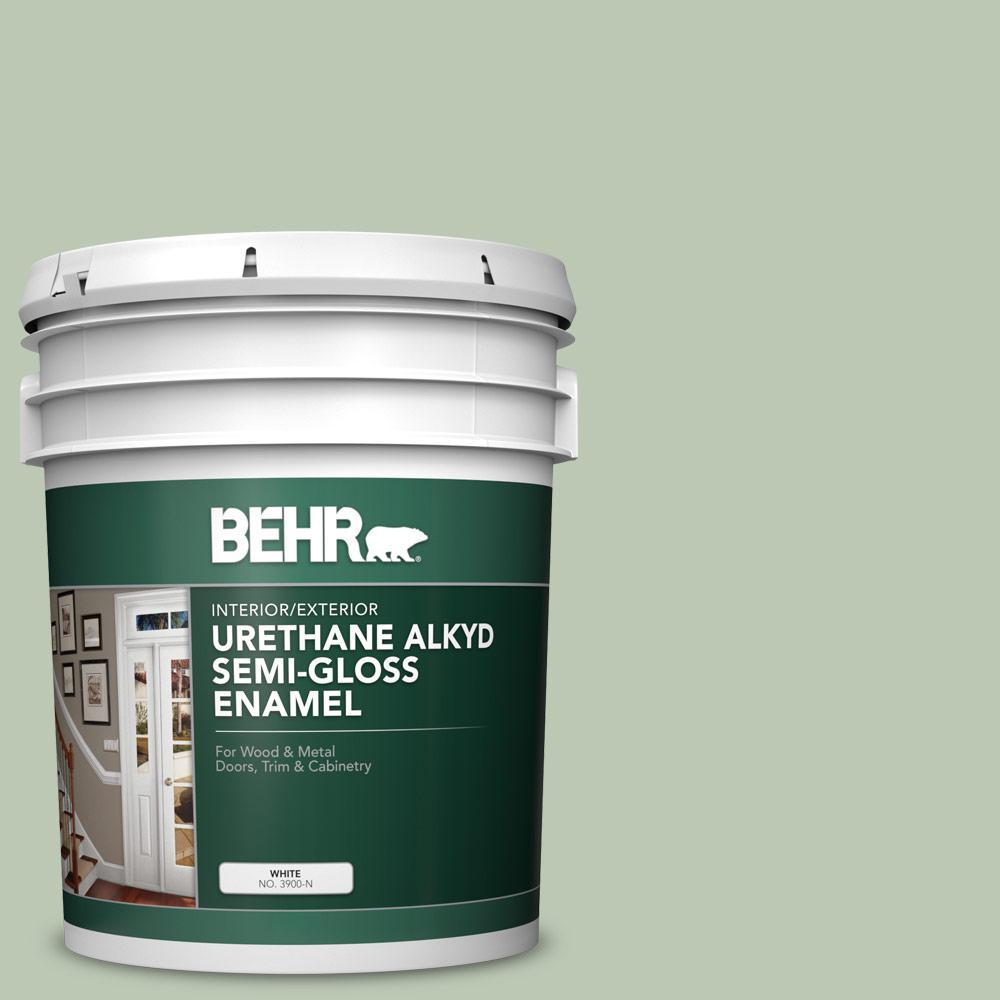 440e 3 Topiary Tint Urethane Alkyd Semi Gloss Enamel Interior Exterior Paint