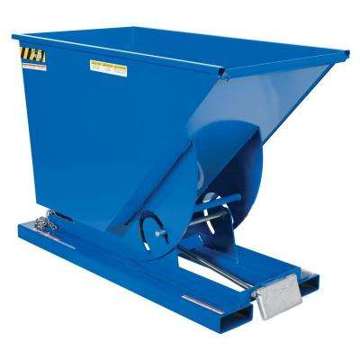 4,000 lb. Capacity 0.75 cu. yd. Medium Duty Self-Dump Hopper