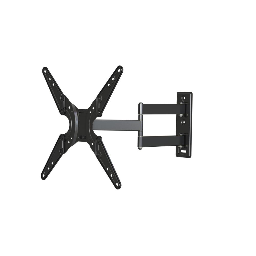 Commercial Electric Full Motion Tv Wall Mount For 20 In