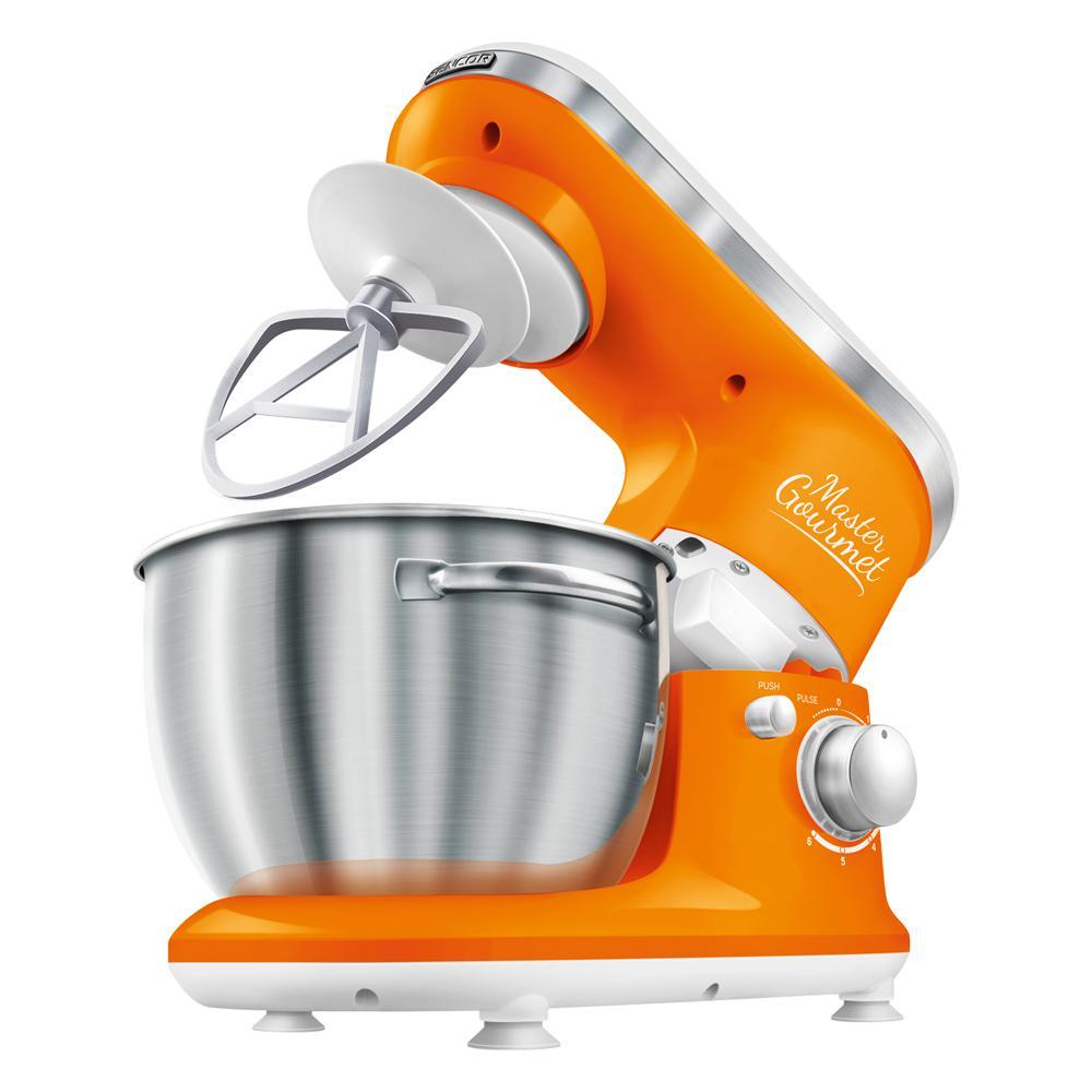 4.2 Qt. 6-Speed Orange Stand Mixer