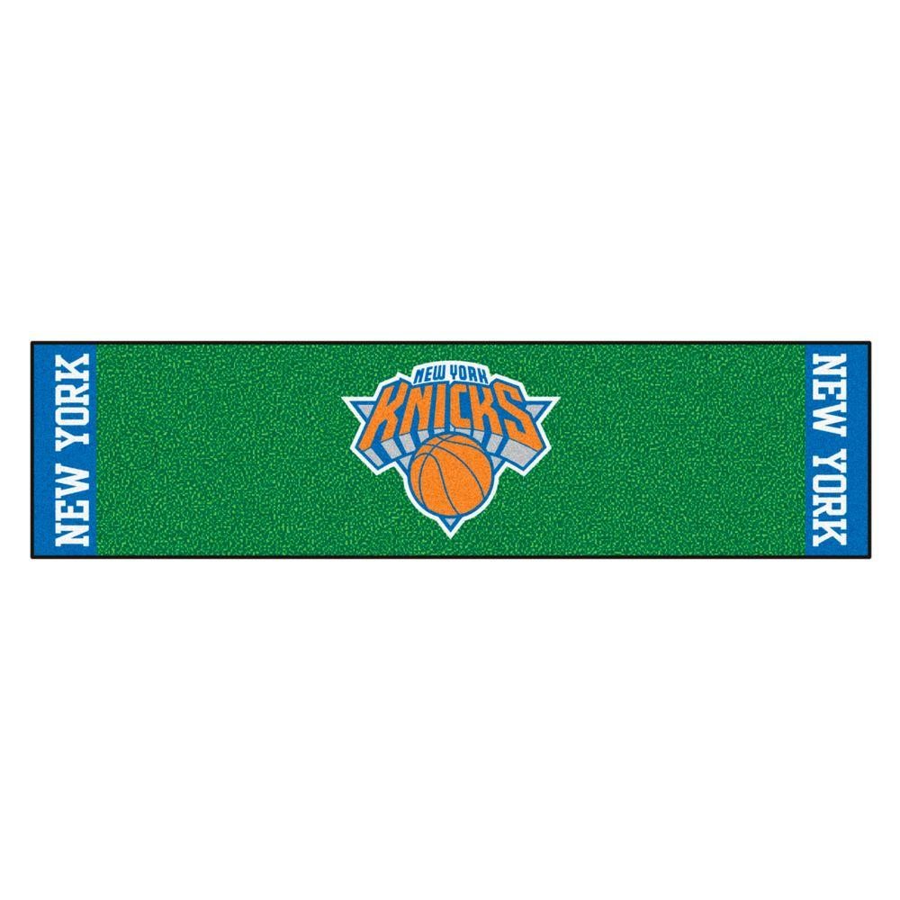 Fanmats Nba New York Knicks 1 Ft 6 In X 6 Ft Indoor 1