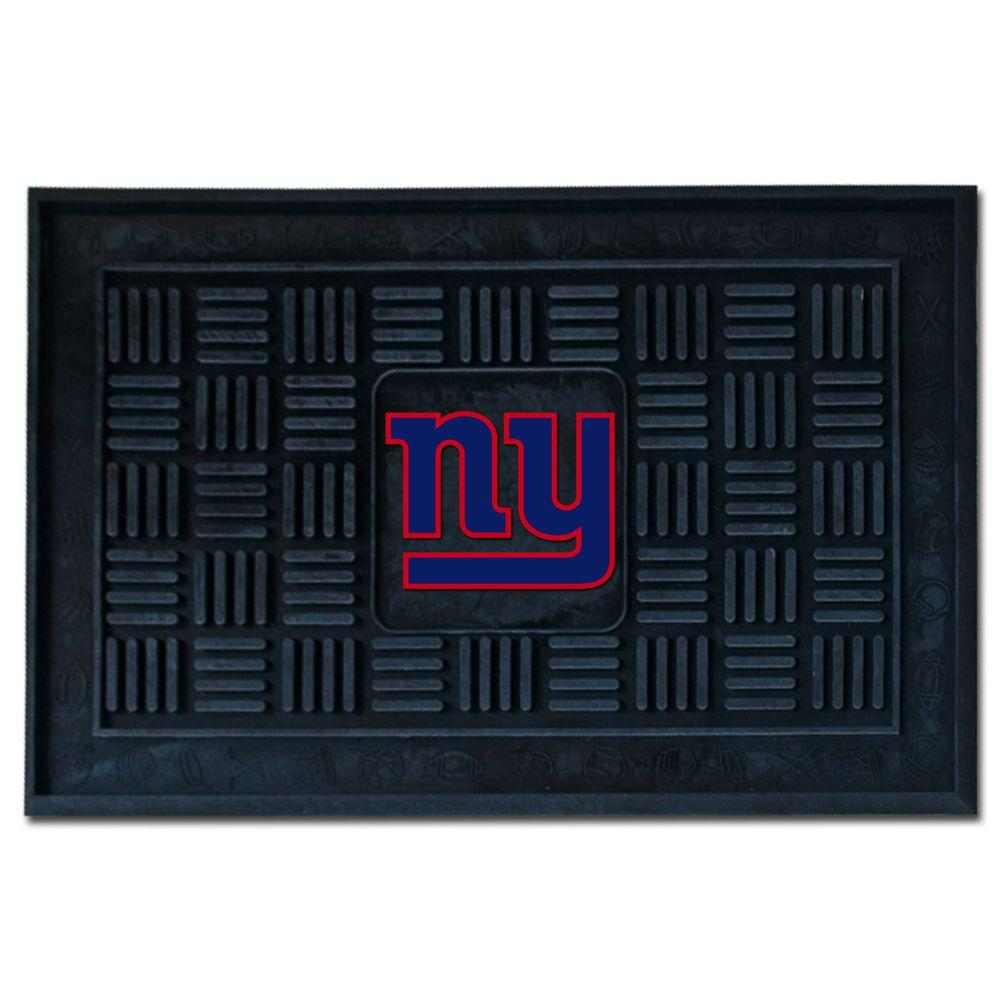 FANMATS New York Giants 18 in. x 30 in. Door Mat