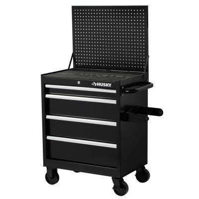 27 in. 4-Drawer Project Center