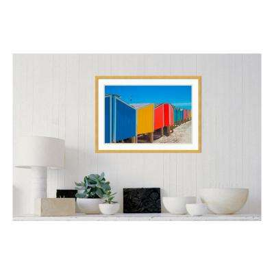 29.00 in. W x 21.00 in. H Wildwood by Deborah Loeb Bohren Printed Framed Wall Art