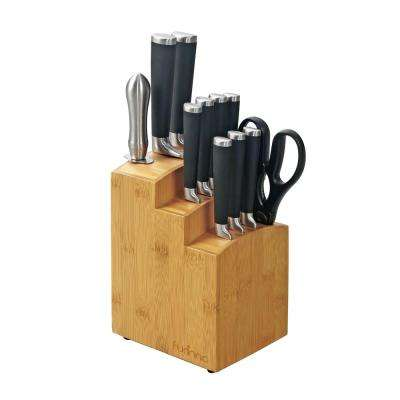 DaPur 8 in. Bamboo Knife Block