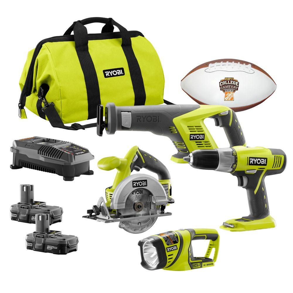 Shop our selection of Ryobi in the Tools Department at The Home Depot.