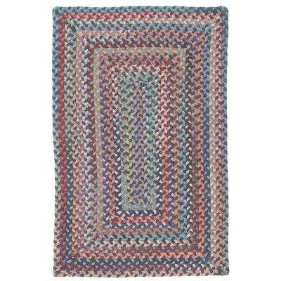 Cabin Classic Medley 2 ft. x 4 ft. Braided Rectangle Area Rug