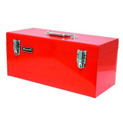 20 in. Tool Box, Red