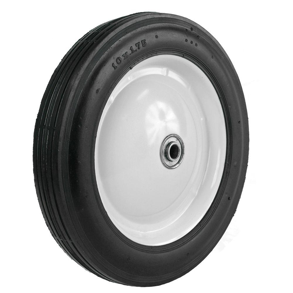 10X1.75 Light Duty Steel Wheel