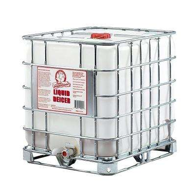 275 Gal. Liquid Anti-Snow/De-Icer Skidded Tote