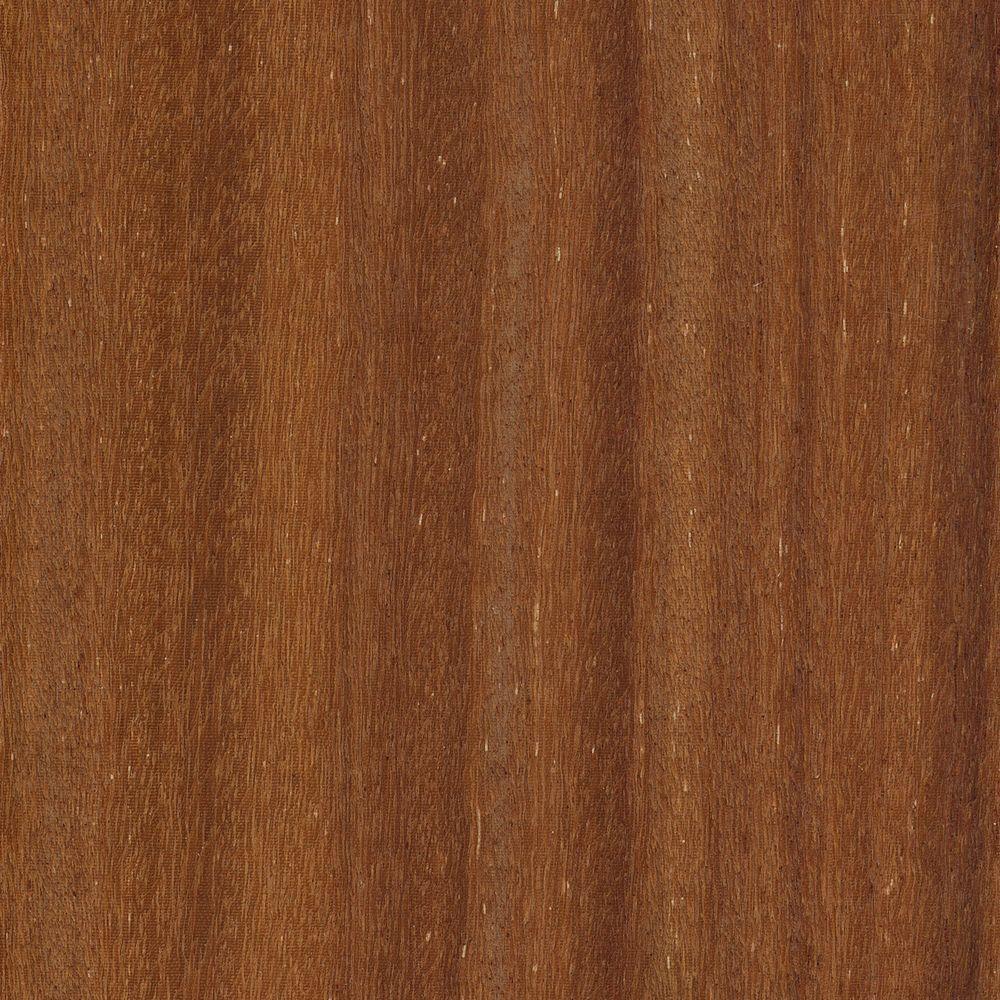 Brazilian Teak Avalon 3/8 in. T x 5 in. W x Varying Length Click Lock Exotic Hardwood Flooring (26.25 sq. ft. / case)