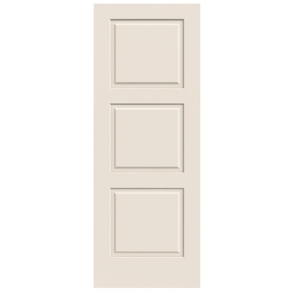 This Review Is From 24 In X 80 Primed C3000 3 Panel Solid Core Premium Composite Interior Door Slab We Bought Jeld Wen
