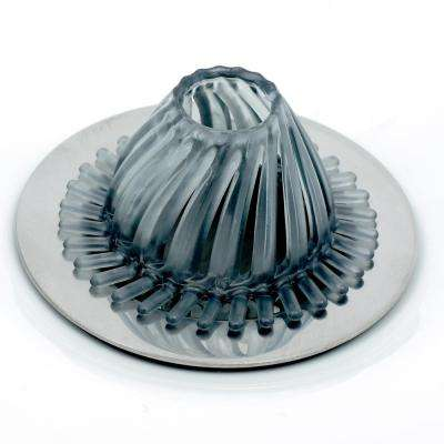 Hydro Flow Hair Catcher in Gray