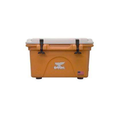 ORCA Orange/White 26 Qt. Cooler