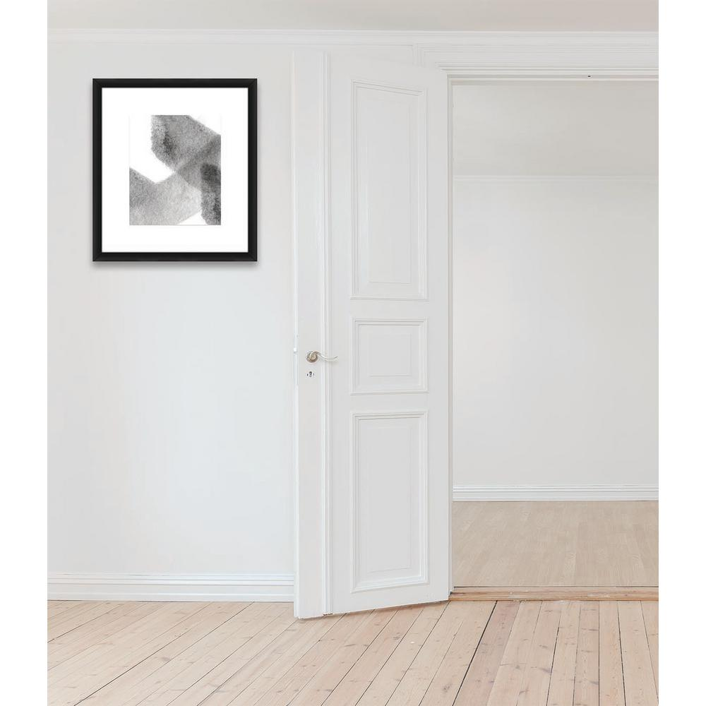 18 in. x 20 in. ''GRAY MARK IV'' By PTM Images