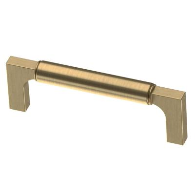 Artesia 3-3/4 in. (96mm) Center-to-Center Champagne Bronze Drawer Pull