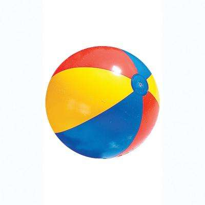 24 in. Classic 6-Panel Beach Ball