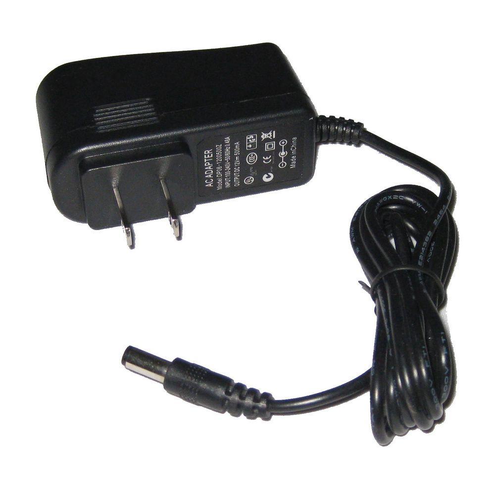 SeqCam Power Adapter (DC12V 500mA)
