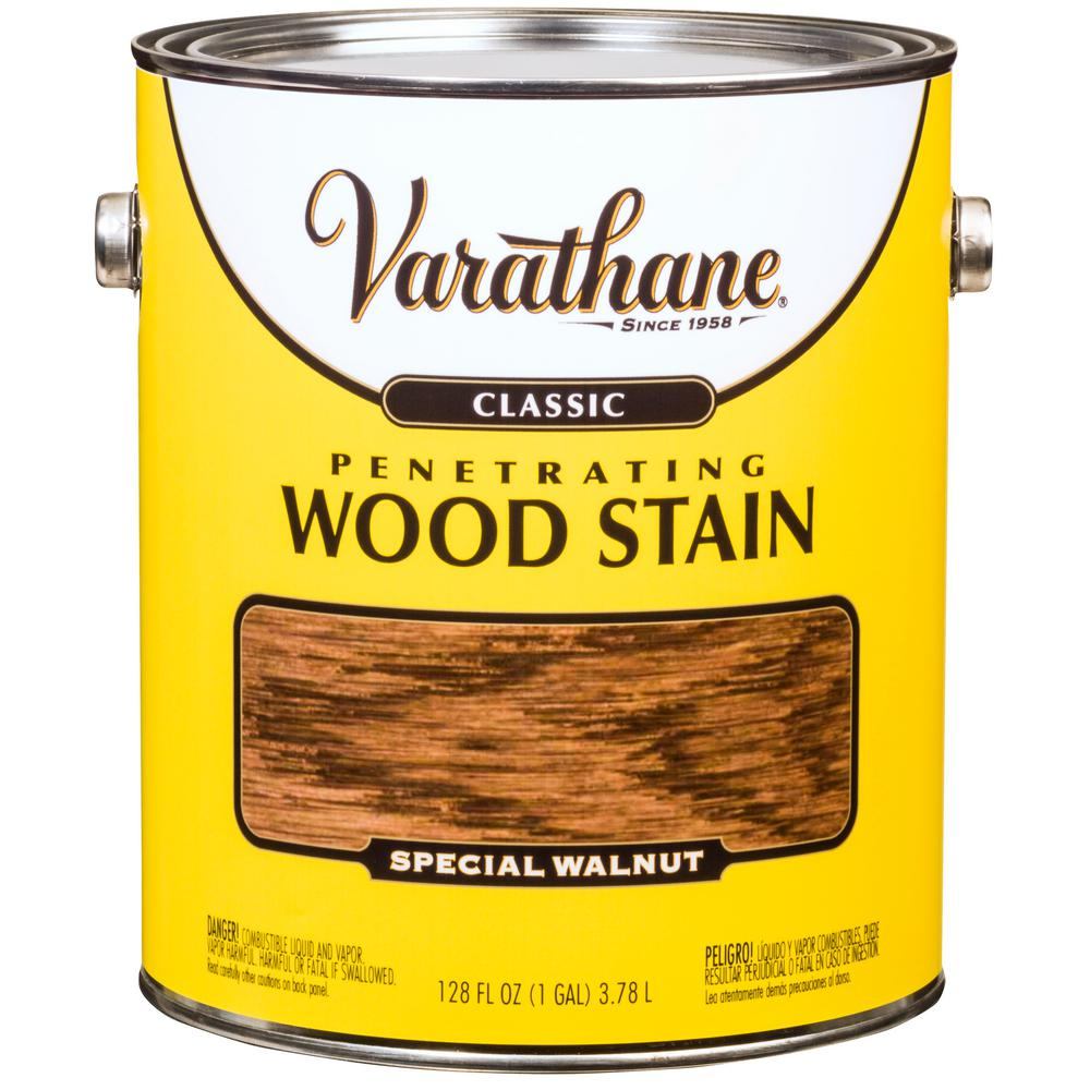1 gal. Red Oak 250 VOC Classic Wood Interior Stain (2-Pack)