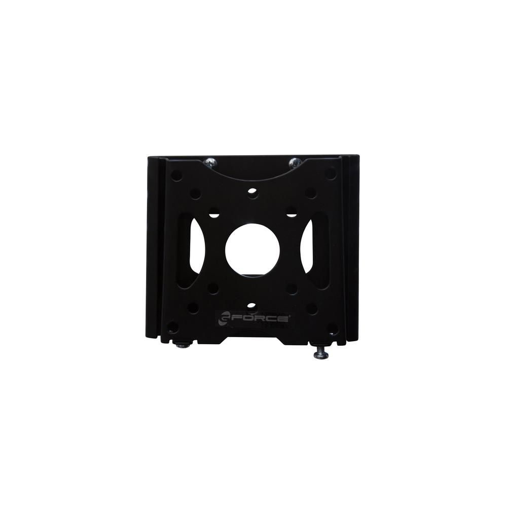 gforce fixed wall mount for 10 in 24 in tvs gf 686 529 the home depot. Black Bedroom Furniture Sets. Home Design Ideas