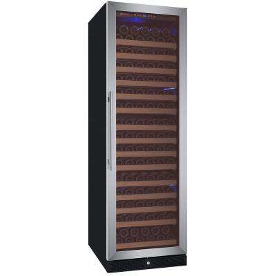 FlexCount Classic Series 174-Bottle Single Zone Convertible Wine Cellar