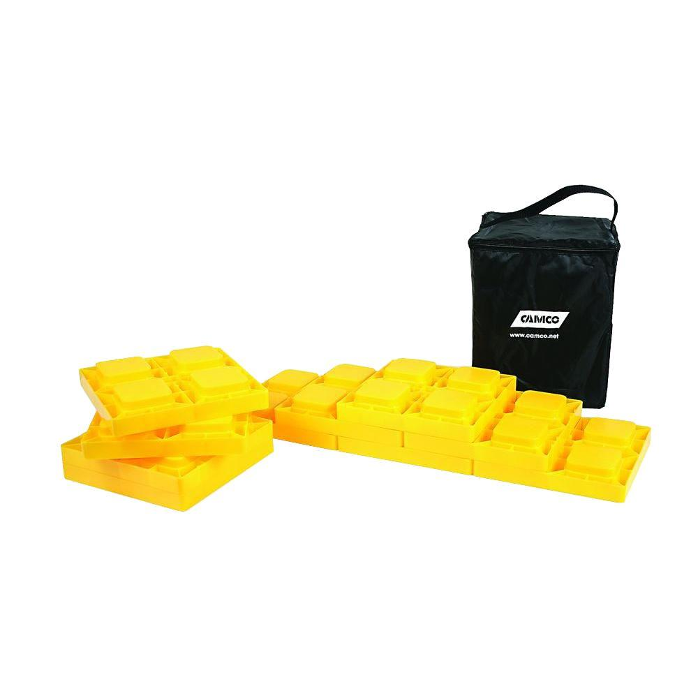 Camco Leveling Block (10-Pack)-44505