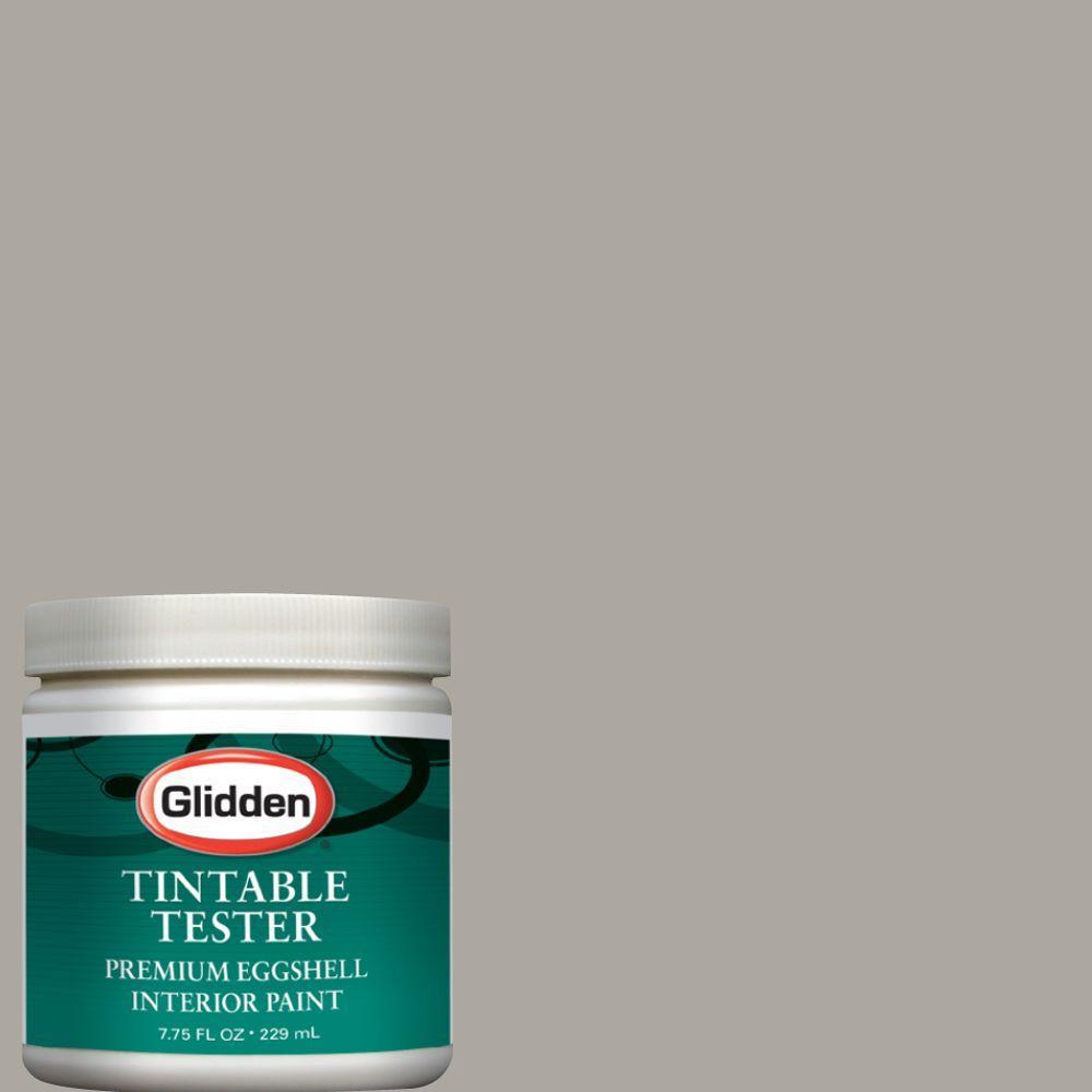 Glidden Premium 8-oz. Wood Smoke Interior Paint Tester