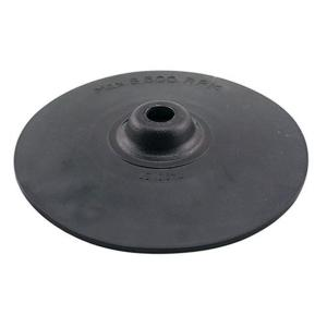 Makita 7 inch Rubber Backing Pad for use with 7 inch or 9 inch Angle Grinders, Angle Sanders, Disc Sanders or... by Makita