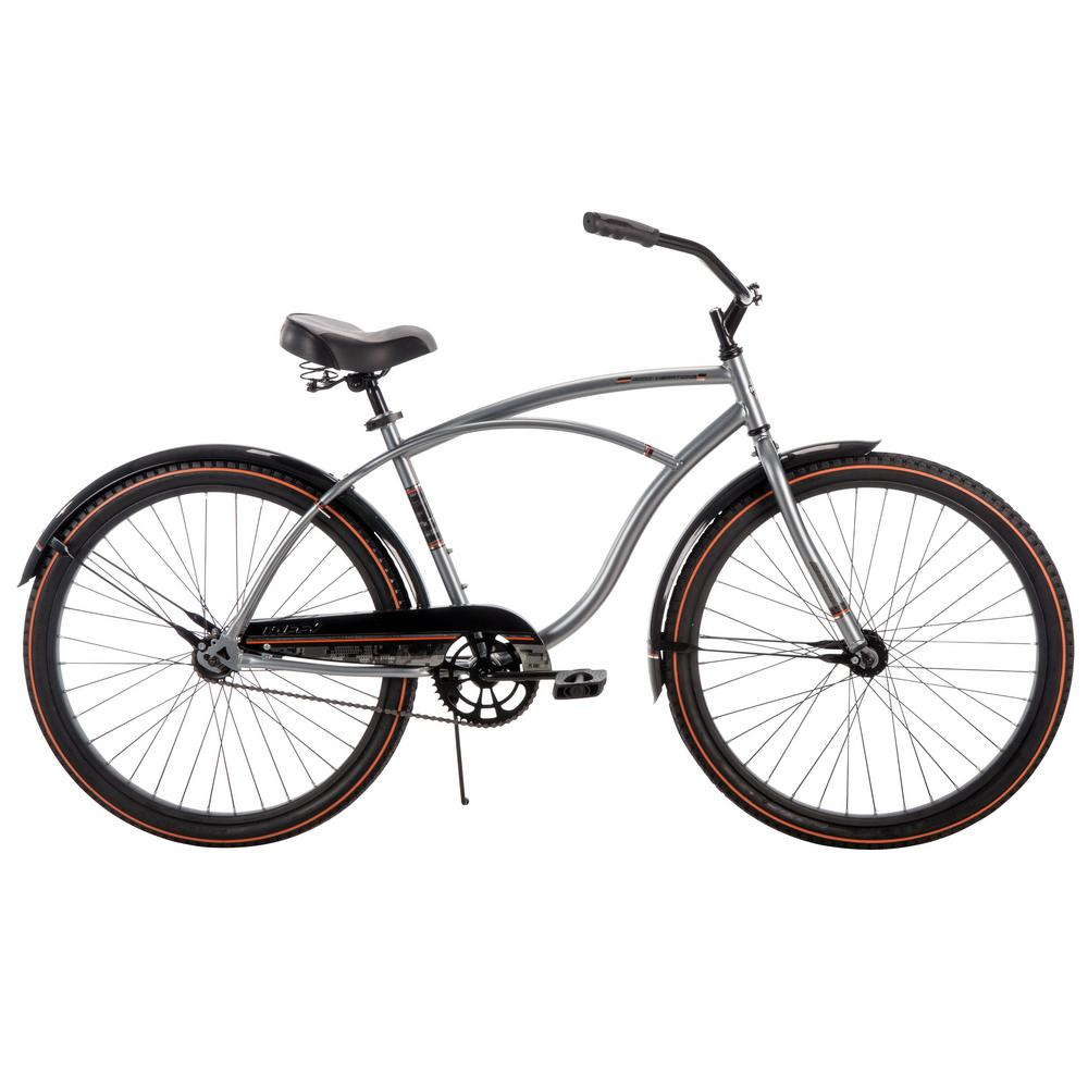 Huffy Good Vibrations 26 in. Men's Classic Cruiser Bike, ...