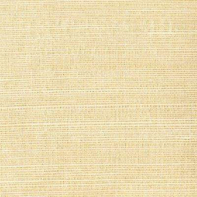 Klaudia Champagne Foil Grasscloth Wallpaper Sample