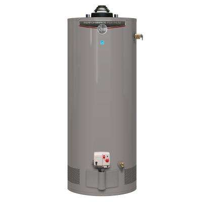 Performance Platinum 40 Gal. Short 12 Year 40,000 BTU Natural Gas ENERGY STAR Tank Water Heater