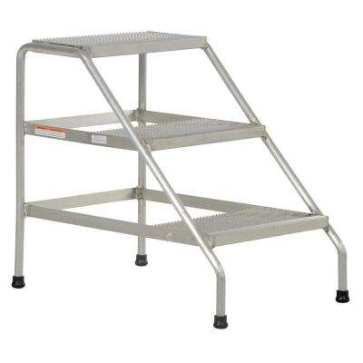 3-Step Aluminum Step Stand
