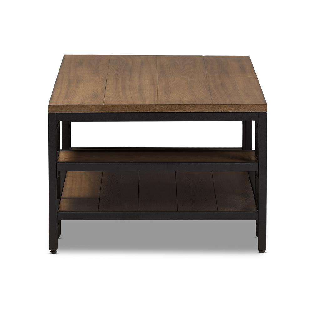 Caribou Brown Coffee Table