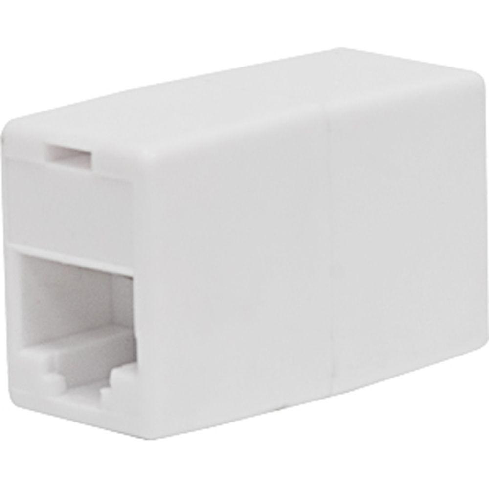 Power Gear 4C Duplex In-Line Adapter, White Get more from your modular phone line using the Power Gear Duplex In-Line Adapter. By simply connecting the duplex adapter to any modular phone you can connect any two line cords from two separate devices. The four-conductor duplex is compatible with telephones, answering machines, fax machines, modems, caller ID and more! Maximize your home with the GE Duplex In-Line Adapter. This product is backed by a limited-lifetime warranty.