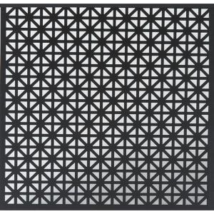 M D Building Products 24 In X 36 In Union Jack Aluminum