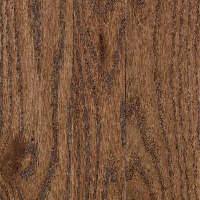 Franklin Burled Oak 3/4 in. Thick x Multi-Width x Varying Length Solid Hardwood Flooring (20.85 sq. ft. / case)