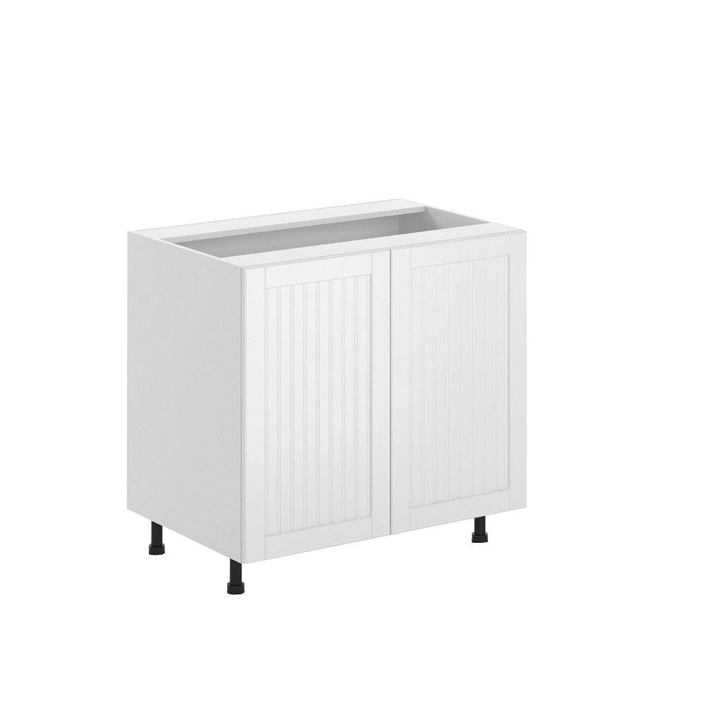 Ready to Assemble 36x34.5x24.5 in. Odessa Full Height Base Cabinet in