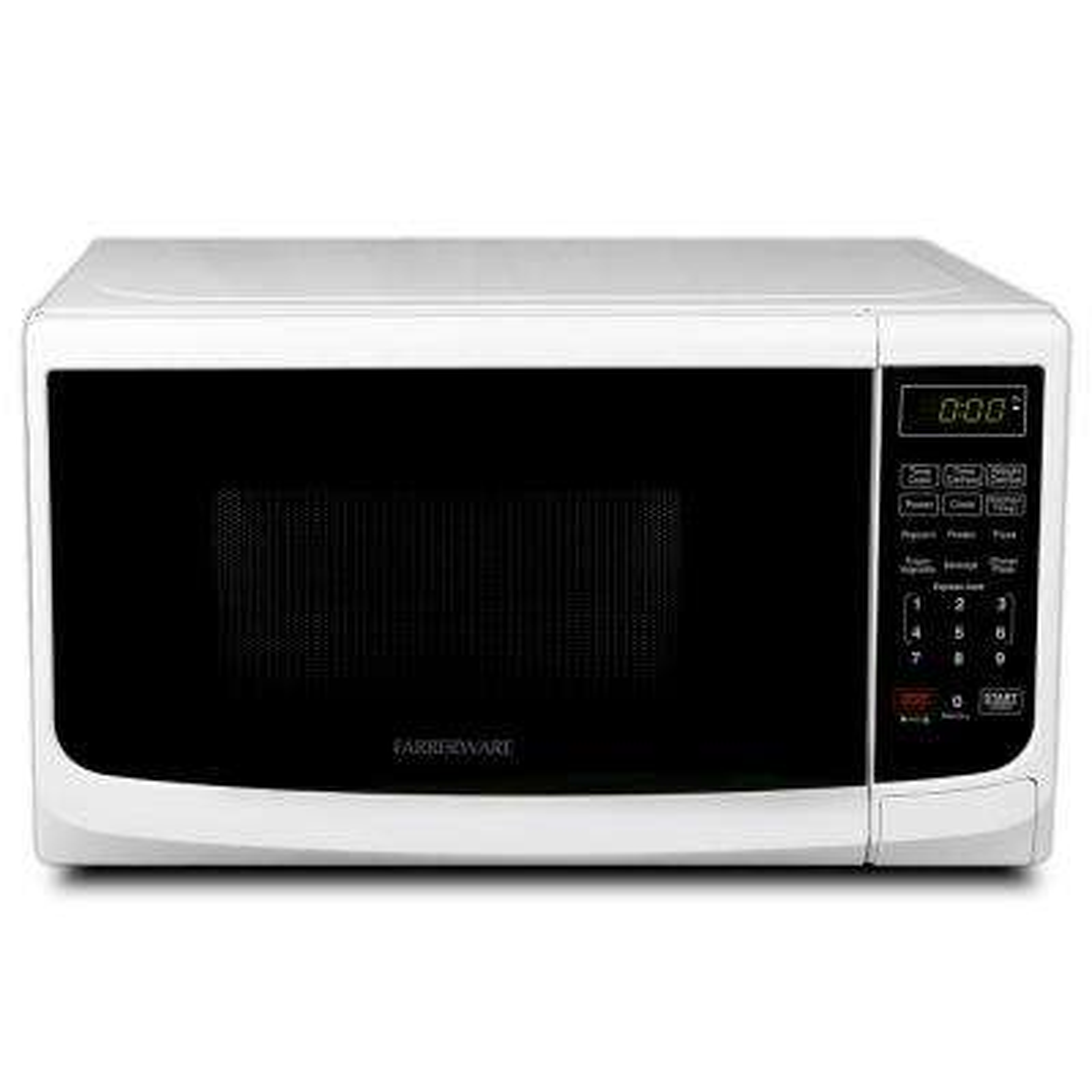 Classic 0.7 cu. Ft. 700-Watt Countertop Microwave Oven in White