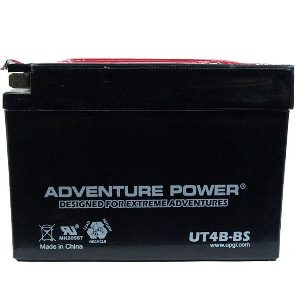 UPG Dry Charge 12-Volt 2.3 Ah Capacity L Terminal Battery