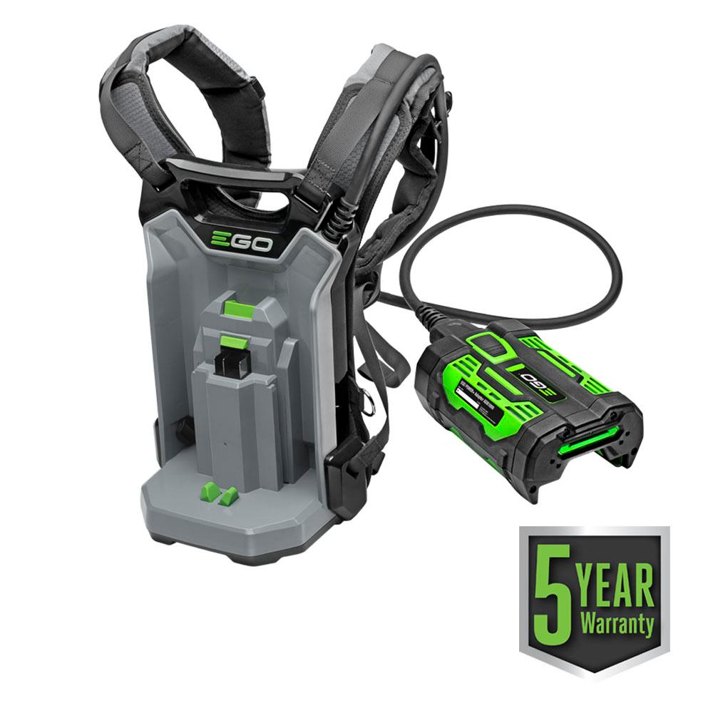 56-Volt Power and Back Pack Link