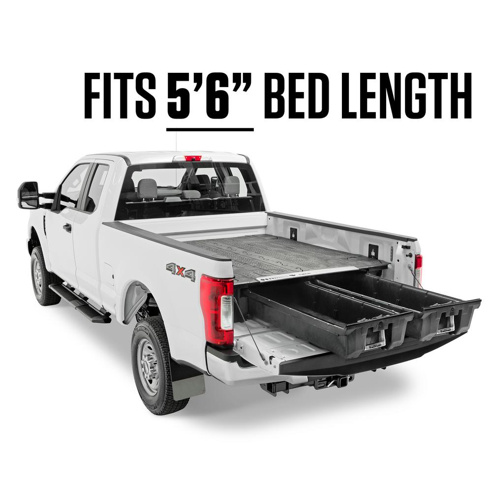 Decked 5 Ft 6 In Bed Length Pick Up Truck Storage System For Ford F150 2004 2014