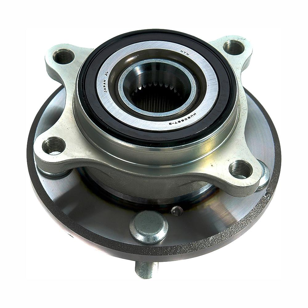 Timken Front Wheel Bearing And Hub Assembly Fits 2005-2012